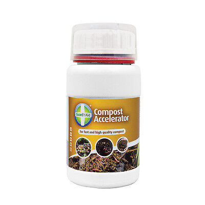 Guard 'n' Aid Compost Accelerator 250ml Natural Bacteria Compost Starter Enzyme
