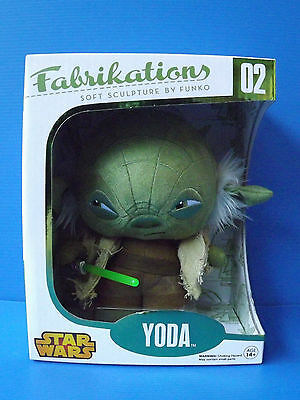 Peluche Star Wars YODA Fabrikations By Funko N°02