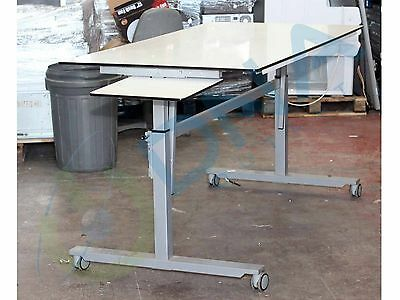 Isis Fold Away Large Drawing Table & Warranty