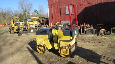Bomag BW90AD Double Drum Roller