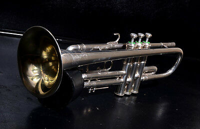 Very Rare Vintage/Antique Bb Trumpet Cantarini 880 ~Collectible Brass Instrument