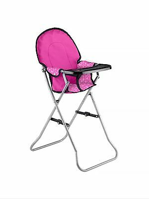 Toyrific Snuggles Deluxe Dolls High Chair