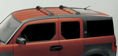 For 03-11 Honda Element Roof Rack Cross Bar Luggage Carrier Bar OE Style Pair
