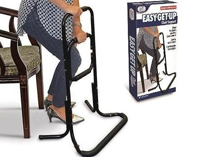Easy Up Chair Support Assist Bar Ladder Couch Mobility Bed Sit Stand Rise