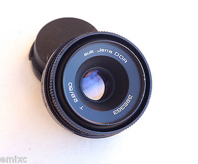 *c1983* ● Aus JENA  TESSAR  f2.8  50mm lens ● M42 screw mount