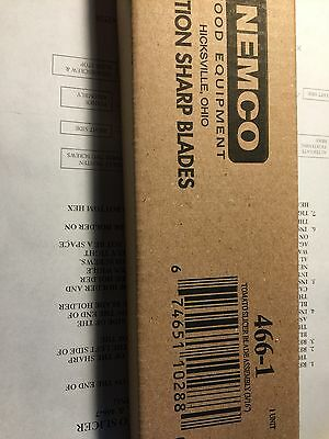 New! Nemco 466-1 Easy Tomato Slicer Replacement Blade Assembly 3/16""