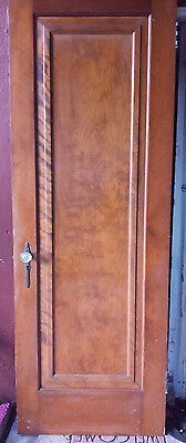 Antique Solid Wood Doors with Hardware