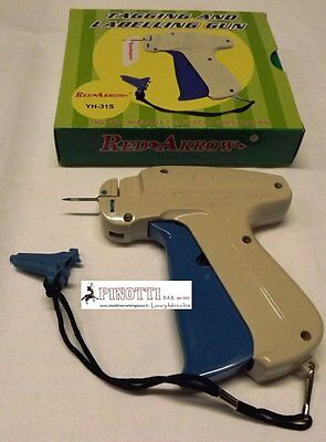 Pistola Attacca Appendicartellini/ Sparafili Professionale - Originale Red Arrow