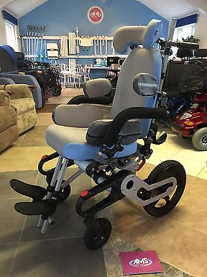 Chunc Adapt 45/75 Tilt In Space Children's Special Needs Pushchair /  Wheelchair