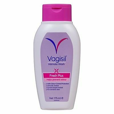 Vagisil Feminine Wash Fresh Plus I Helps Prevent Odour Ntimate Wash 175Ml