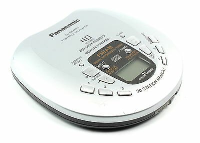 PANASONIC SL-SX469V Portable CD Player AM/FM Radio