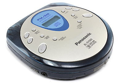 PANASONIC SL-SV500 Portable CD Player With FM/AM Radio