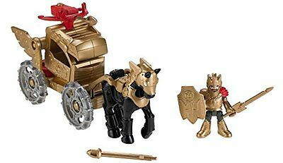 Imaginext Castle Royal Coach