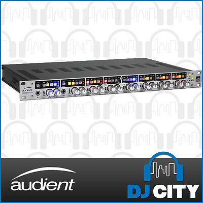Audient ASP880 Mic-Pre 8-Channel Microphone Preamplidier & ADC