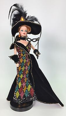 Masquerade Ball Barbie By Bob Mackie Used