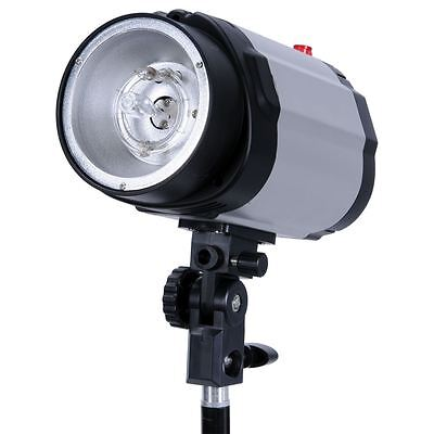Photo Studio Smart 120W Strobe Flash Lighting Photography Pro Light Lamp head