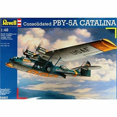 Revell 1:48 Consolidated PBY-A Catalina #4507 Plastic Model Kit