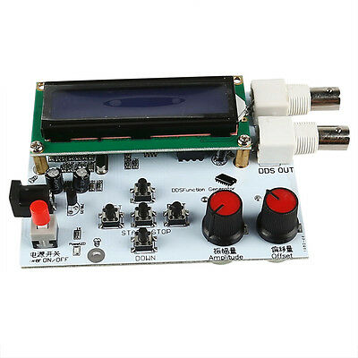 W6 DDS Function Signal Generator Module Sine Square Sawtooth Triangle Wave Kit