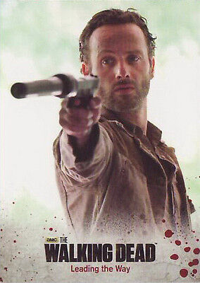 2014 Cryptozoic The Walking Dead Season 3 Part 1 72 Card Base Set