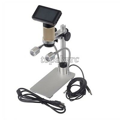 New Andonstar ADSM201 HDMI Microscope 3MP 1080 for PCB Repair Tool SHIP BY DHL