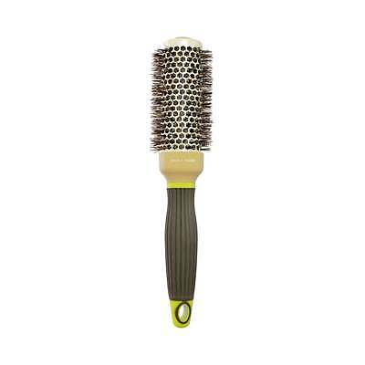 NEW Macadamia Natural Oil Hot Curling Brush 33mm, Women's Haircare + Free P&P