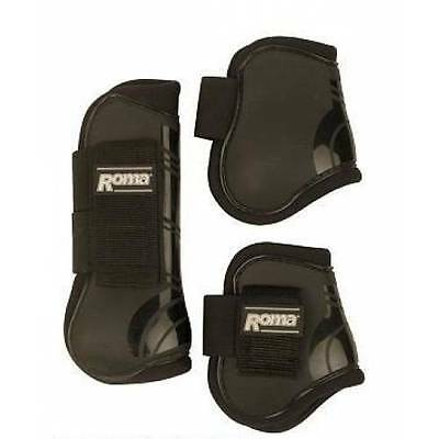 Roma Competitor Series Boots Pack Tendon and Fetlock Horse Boots