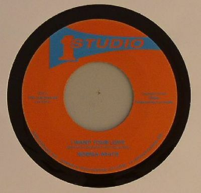 "WHITE, Norma - I Want Your Love - Vinyl (7"")"