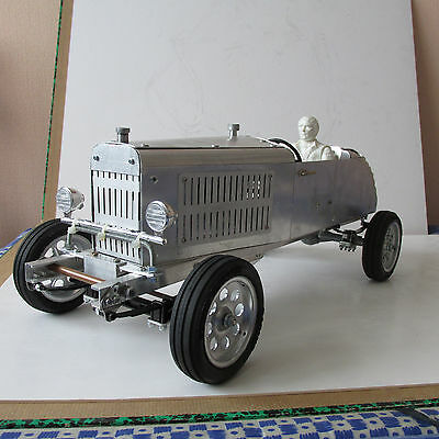 Prototype Aluminium Ford Hot Rod 1/10 Rc Vintage Metal Scale Model Collector