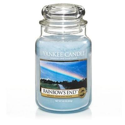 Yankee Candle Large Jar Scented Candle - Rainbows End