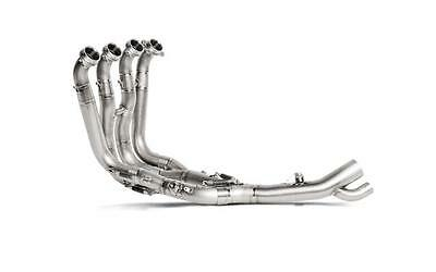 BMW S1000XR 2015-2016 Akrapovic Stainless Exhaust Headers Downpipes