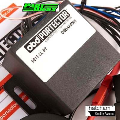 Ford Fiesta MK7 ST obd PORTECTOR Protector Thatcham Approved Anti Theft System