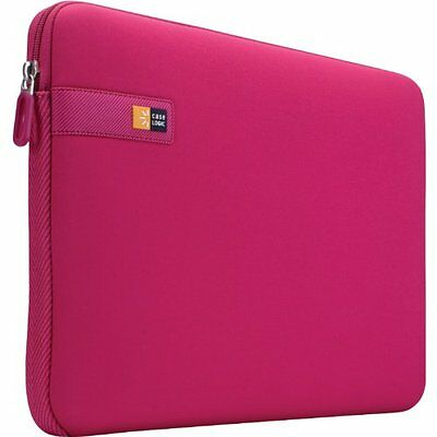 "Case-Logic LAPS-113 Sleeve in Neoprene per MacBook e Laptop da 13,3"", Rosa"
