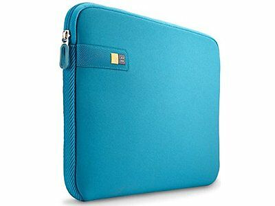 "Case-Logic LAPS-113 Sleeve in Neoprene per MacBook e Laptop da 13,3"", Turchese"