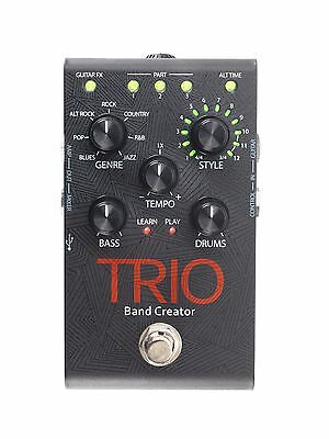Trio band creator Digitech by HARMAN