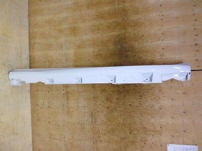 Ford Focus Zetec S 5 Door Drivers Side Sill Skirt In White 2011 2012 2013 2014