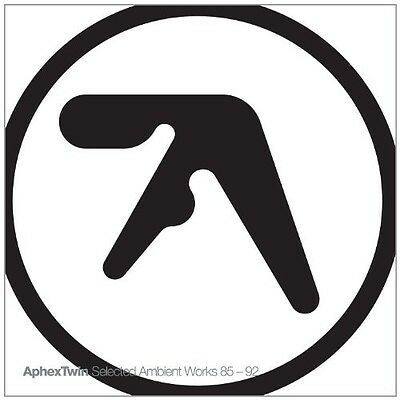 Selected Ambient Works 1985-1992 - APHEX TWIN [2x LP]