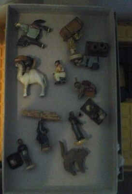 1038-1940 s figurines from Palastine Hand Made Collectibles