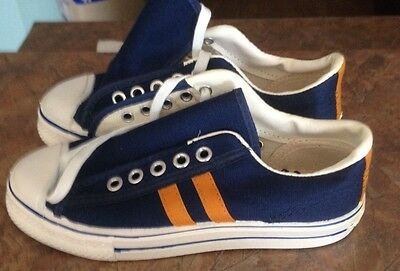 """Vintage USA Made, Converse """"CUB SCOUTS"""", Rare! Old Store Stock in Box, sz.11 1/2"""