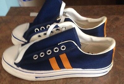 """Vintage USA Made, Converse """"CUB SCOUTS"""", Rare! Old Store Stock in Box, sz.13 1/2"""