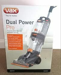 Vax W85-PP-T Dual Power Pro Upright Carpet Washer Cleaner RRP £349.99