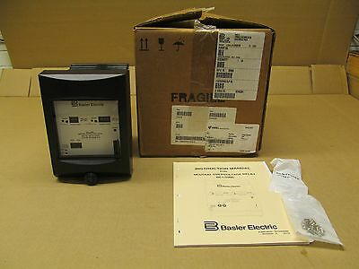 1 Nib Basler Be1-59Nc Be1-59Nca5Ed1Jc0S1F Neutral Overvoltage Protection Relay