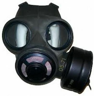 Canadian C3 Gas Mask Coloured Inserts