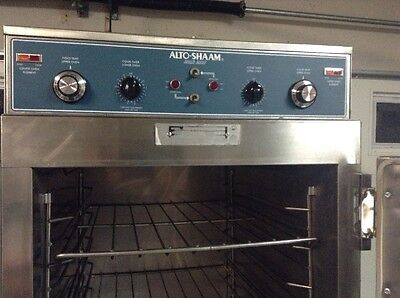 Alto Shaam Cook & Hold Ovens Double Stack 1000-TH/I Commercial Cabinet OVEN NICE