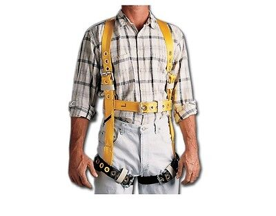 Miller Full Body Harness with Back D-Ring 100% Nylon - Medium 310 lb Capacity