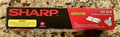 Genuine Sharp UX-5CR Fax Machine Imaging Film New in Package