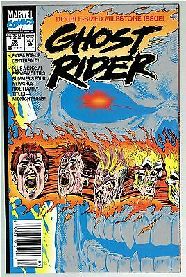 Ghost Rider (1990) #25 Double Sized Issue