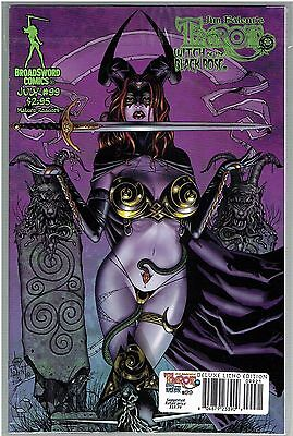 Tarot Witch of the Black Rose #98 Deluxe Litho Edition 239/500 Signed Jim Balent