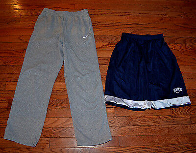 Nike LOT of two pant/shorts,, SIZE Boys XL