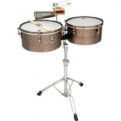 Toca Pro Line Timbales. Shipping is Free