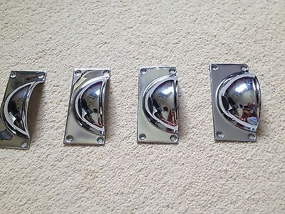 Vintage Chrome Handles